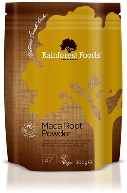 Rainforest Foods Maca poeder 4 kleuren mix