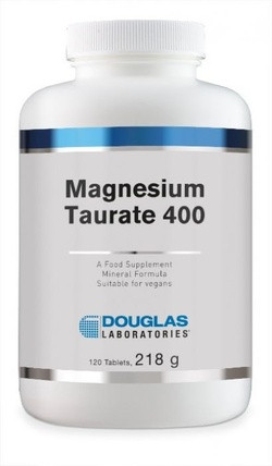 Douglas Laboratories Magnesium Taurate 400 120 capsules