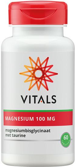 Vitals Magnesium bisglycinaat
