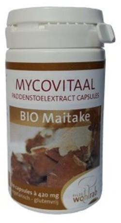 Mycovitaal Maitake extract biologisch