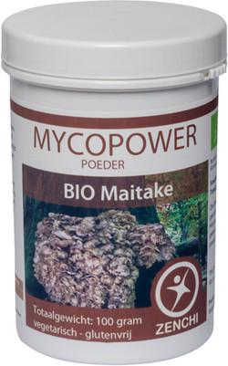 Mycopower Maitake poeder 100 gram biologisch
