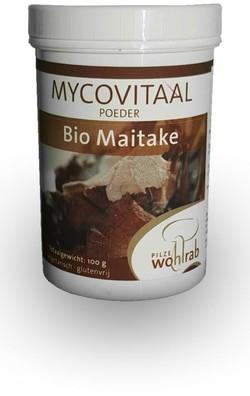 Mycovitaal Maitake poeder 100 gram biologisch