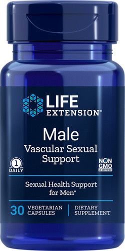 Life Extension Male Vascular Sexual Support