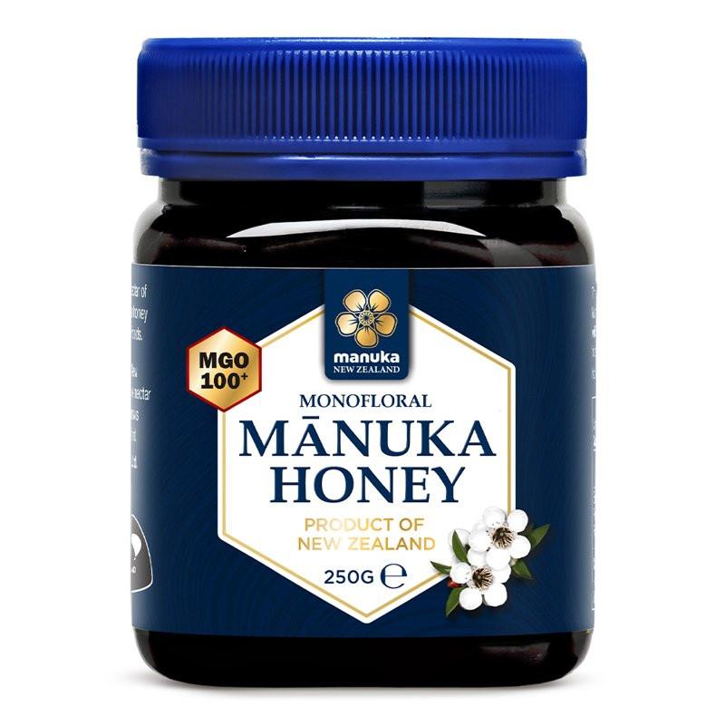 Manuka NZ Manuka Honing MGO 100+ 250 gram