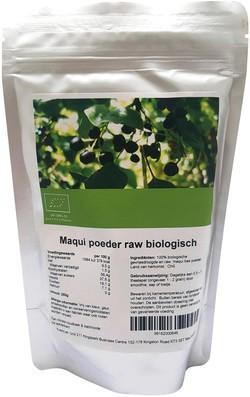 Maqui Bessen Poeder 250 gram biologisch