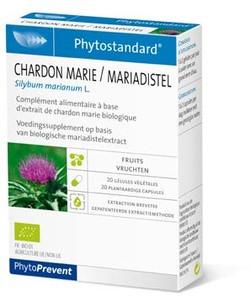 Pileje Laboratoire Mariadistel 20 capsules biologisch