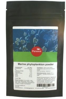 Marine phytoplankton poeder