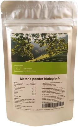 Matcha Poeder Bio biologisch