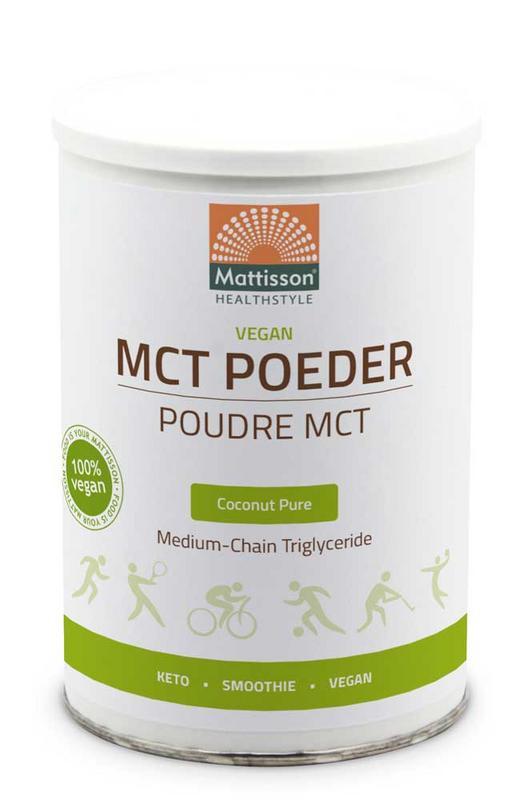 Mattisson MCT poeder 330 gram