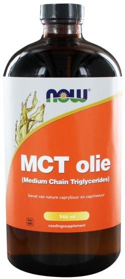 NOW Foods MCT Olie 946 milliliter