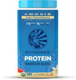 Sunwarrior Warrior blend vanille