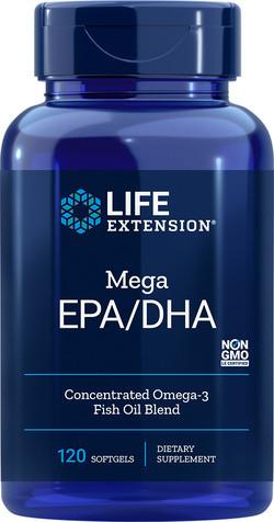 Life Extension Mega EPA/DHA