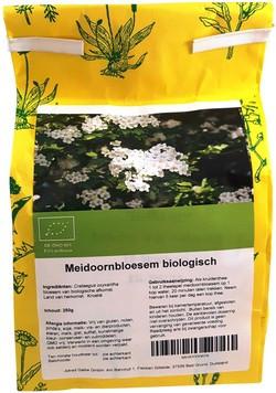 Meidoornbloesem biologisch