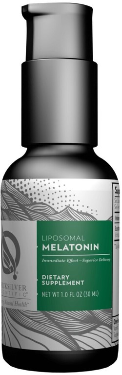Quick Silver Liposomal Melatonin 30 milliliter