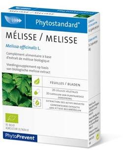 Pileje Laboratoire Melisse 20 capsules biologisch