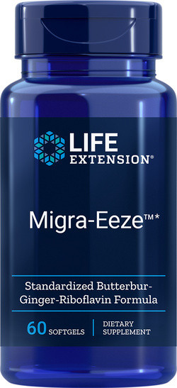 Life Extension Migra-Eeze 60 capsules