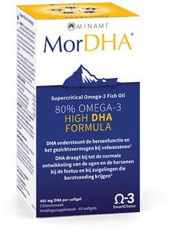 Minami Nutrition MorDHA 60 softgel capsules