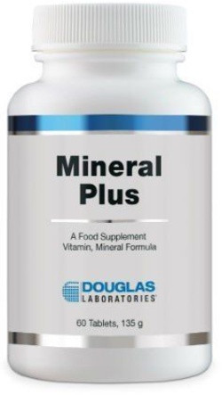 Douglas Laboratories Mineral Plus 60 capsules