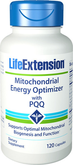 Life Extension Mitochondrial Energy Optimizer 120 capsules