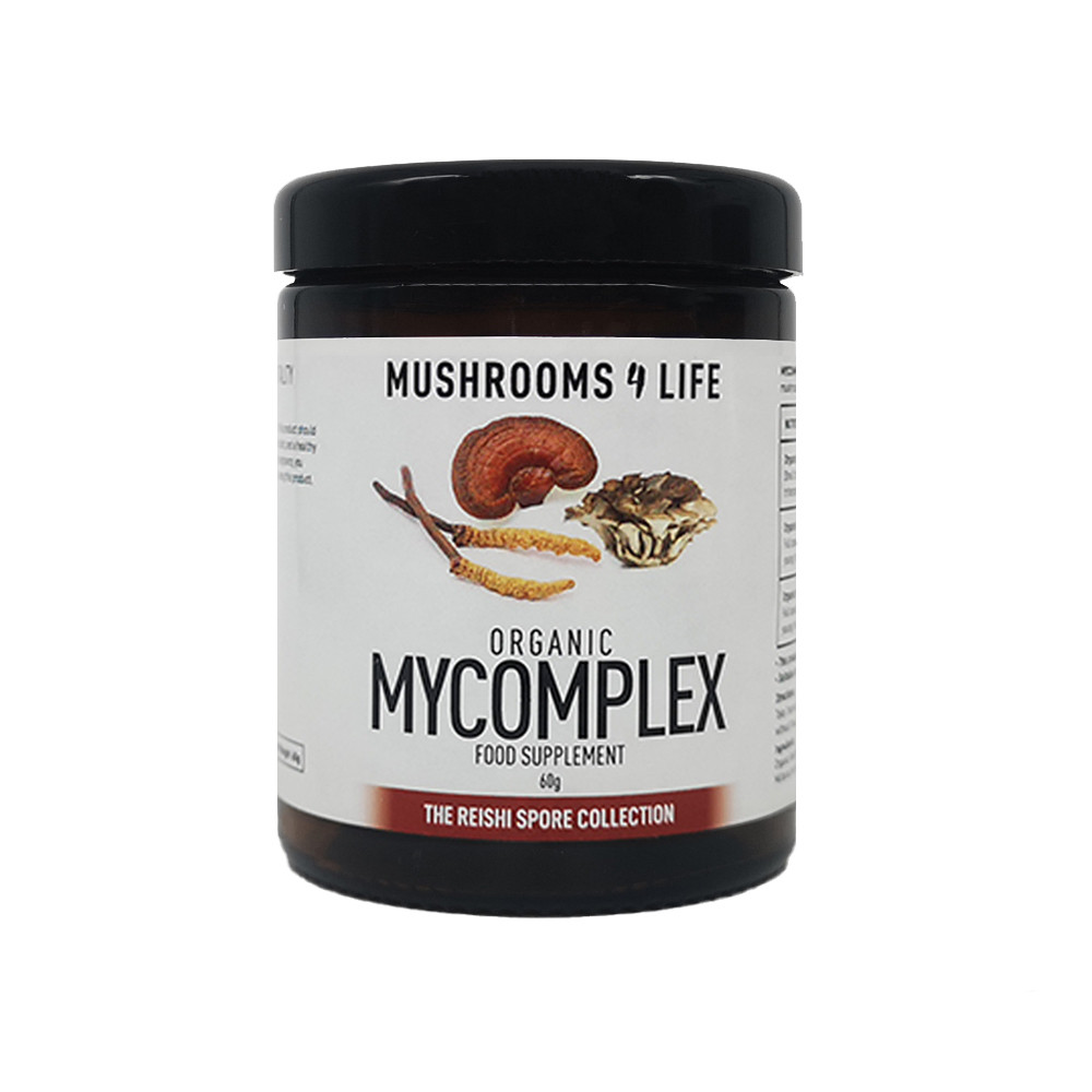 Mushrooms4Life MyComplex Poeder 60 gram biologisch