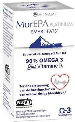 Minami Nutrition MorEPA Platinum