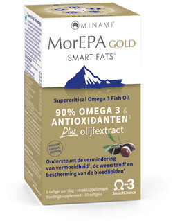 Minami Nutrition MorEPA Gold 30 softgel capsules