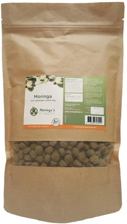 Moringa Biologisch Tabletten