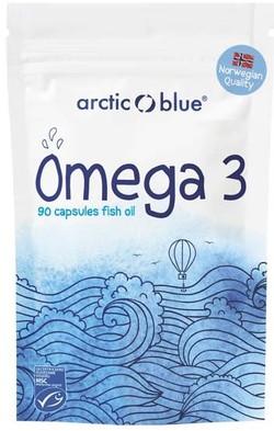 Arctic Blue Arctic Blue MSC visolie capsules