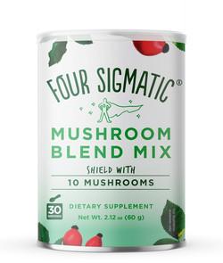 Four Sigmatic 10 Mushroom Blend 60 gram