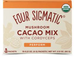 Four Sigmatic Cordyceps Mushroom Hot Cacao Mix