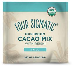 Four Sigmatic Reishi Mushroom Hot Cacao Mix 1 zakje