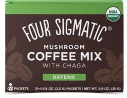 Four Sigmatic Mushroom Coffee Mix Cordyceps & Chaga