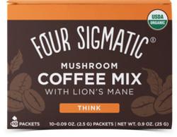 Four Sigmatic Mushroom Coffee Lion's Mane & Chaga