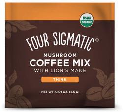 Four Sigmatic Mushroom Coffee Lion's Mane & Chaga 1 zakje