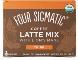 Four Sigmatic Mushroom Coffee Latte Mix Lion's Mane