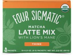 Four Sigmatic mushroom Matcha latte