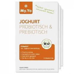 My.Yo Yoghurt Ferment + Inuline 6 x 25 gram biologisch