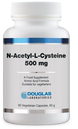 Douglas Laboratories N-Acetyl-L-Cysteine 500 90 capsules