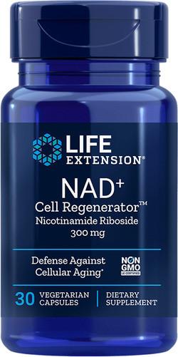 Life Extension NAD+ 300 Regenerator 30 capsules