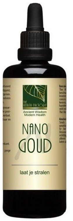 The Health Factory Nano Goud
