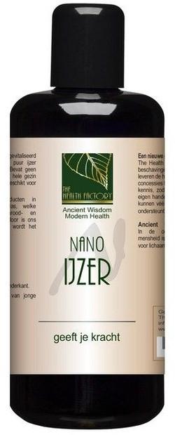 The Health Factory Nano Ijzer