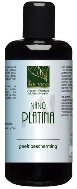 The Health Factory Nano Platinum