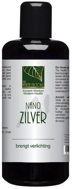 The Health Factory Nano Zilver