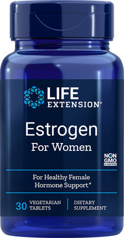 Life Extension Natural Estrogen 30 tabletten