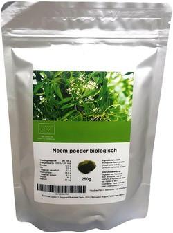 Neem poeder biologisch 250 gram