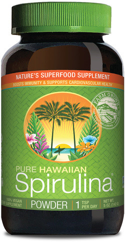Nutrex Hawaii Spirulina Pacifica Hawaii 454 gram poeder