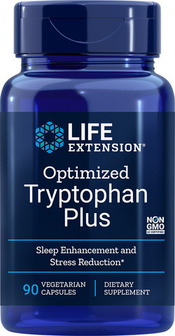 Life Extension Optimised Tryptophan Plus 90 capsules