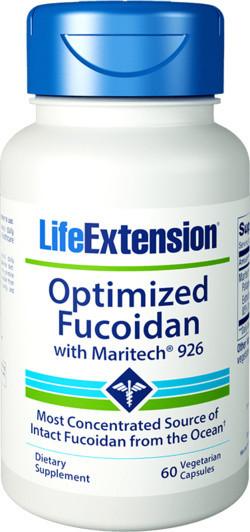 Life Extension Optimized Fucoidan 60 vegetarische capsules