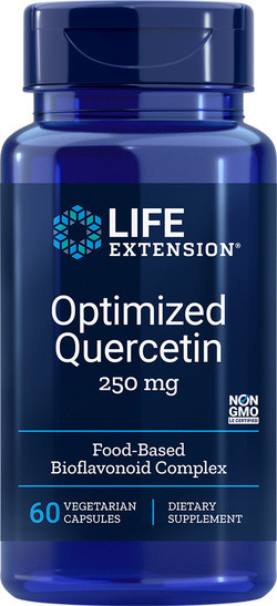 Life Extension Optimized Quercetin 60 capsules