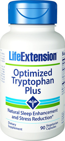 Life Extension Optimised Tryptophan Plus 90 capsules